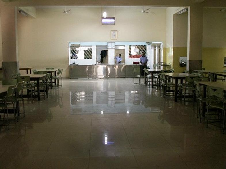 Dining Hall for Boarders